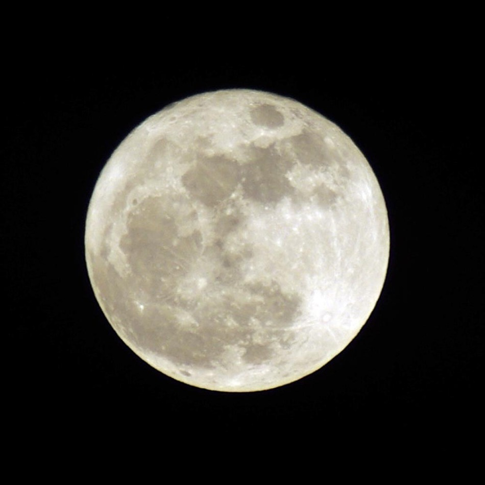 photo of moon from march 19 2011