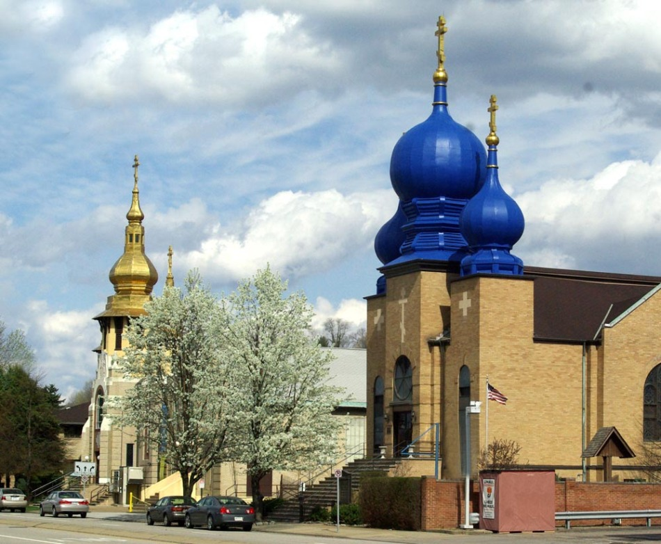 orthodox churches in carnegie pa
