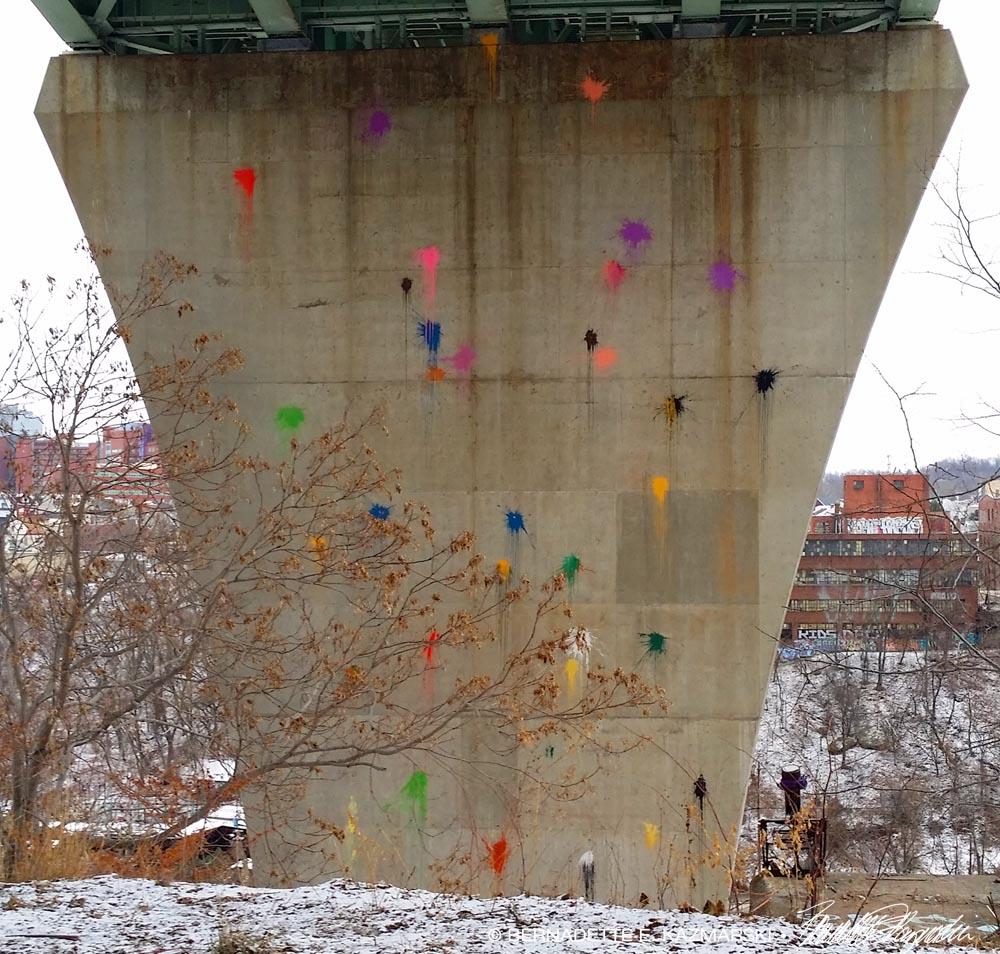 The Paintball Exhibit